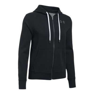 Under Armour Women's Favorite Fleece Full Zip Hoodie