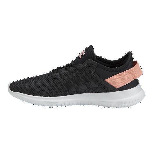 best sneakers 755b6 be12e adidas Womens Cloudfoam QT Flex Shoes - BlackPink  Sport Che