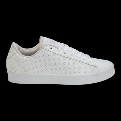adidas donne cloudfoam daily qt le scarpe pulite bianco / viola / grey