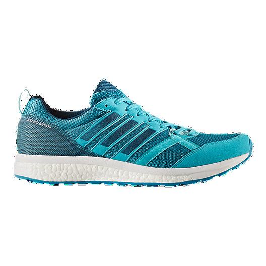 f241d8c76059e adidas Men s Adizero Tempo 9 Running Shoes - Blue Navy