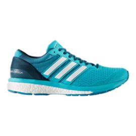 adidas Women's Boston 6 Running Shoes - Blue/White/Navy
