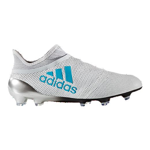 Zapatillas de Speed/ fútbol azul adidas X 17+ 360 Speed FG Outdoor blanco/ azul/ gris para hombre f50b420 - grind.website