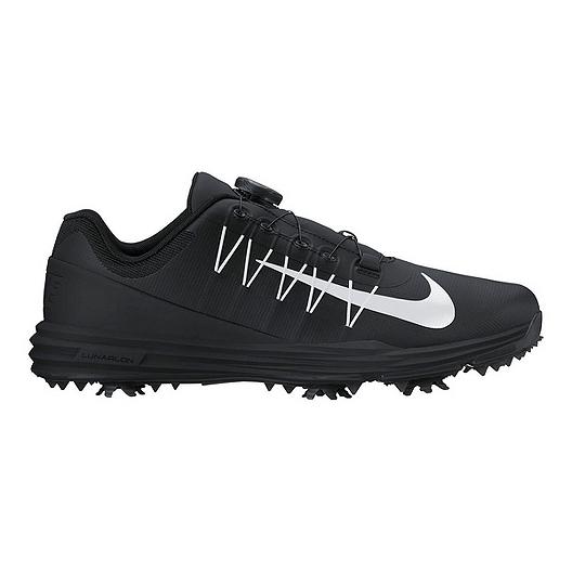 973bbd1217fa Nike Men s Lunar Command 2 Boa Golf Shoes - Black