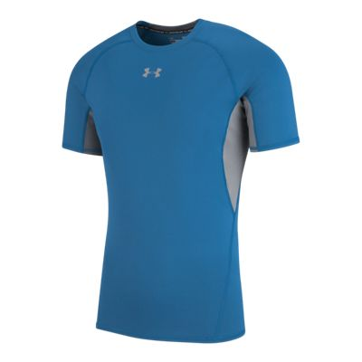 Under Armour Men's HeatGear Armour Compression Short Sleeve Shirt