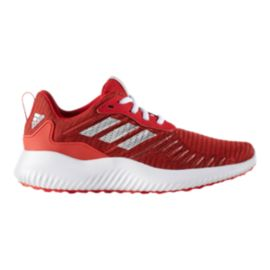 adidas Kids' Alphabounce RC Grade School Shoes - Red/White