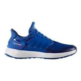 adidas Kids' Rapidarun Lux Grade School Shoes - Blue/White