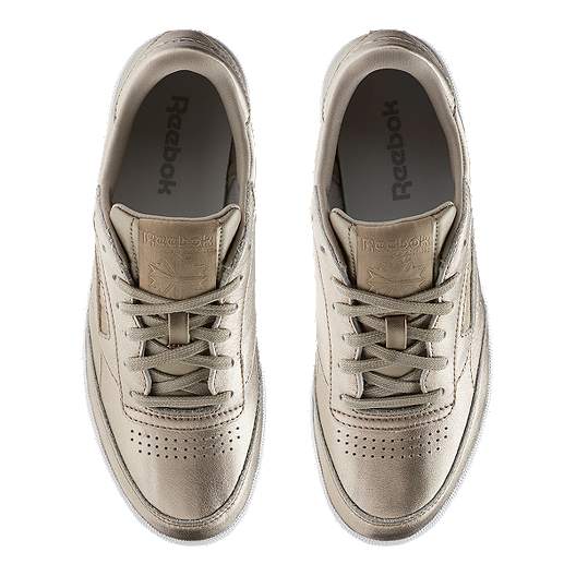 e3ab883ead310 Reebok Women s Club C 85 Leather Shoes - Pearl Grey White. (1). View  Description