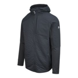 Under Armour Men's ColdGear Reactor Insulated Full Zip Hoodie