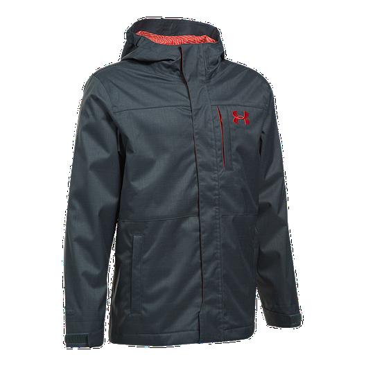 579411883e Under Armour Boys' Wildwood 3 In 1 Winter Jacket | Sport Chek