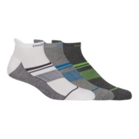 Diadora Men's Tekno Low Cut Running Socks 3 - Pack