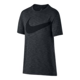 Nike Boys' Breathe Hyper GFX Training T Shirt