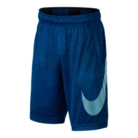 Nike Boys' All Out Print Dry Shorts
