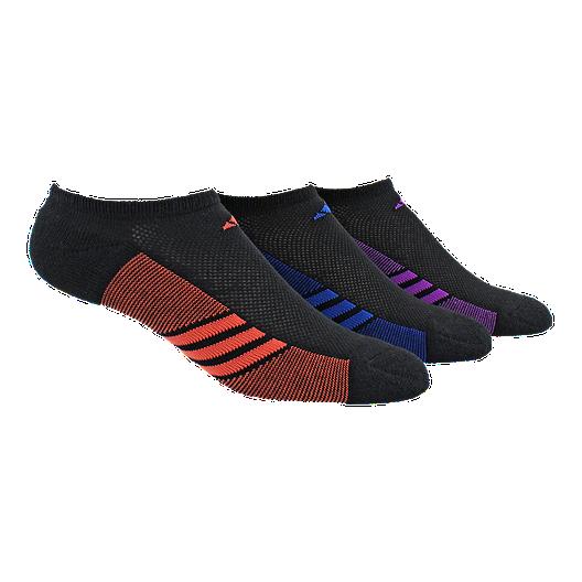 d0d40d76709e adidas Women s Climacool SuperLite No Show Socks -3 - Pack
