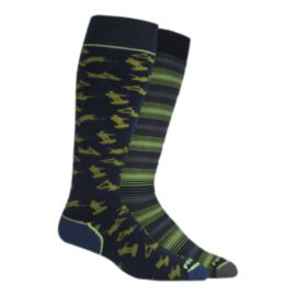 Firefly Men's Commando Snow Socks 2 - Pack