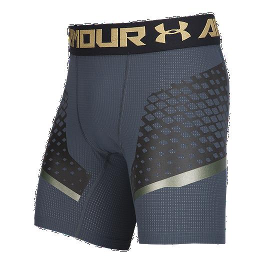 5ed922b07b Under Armour Men's HeatGear Zone Compression Shorts | Sport Chek