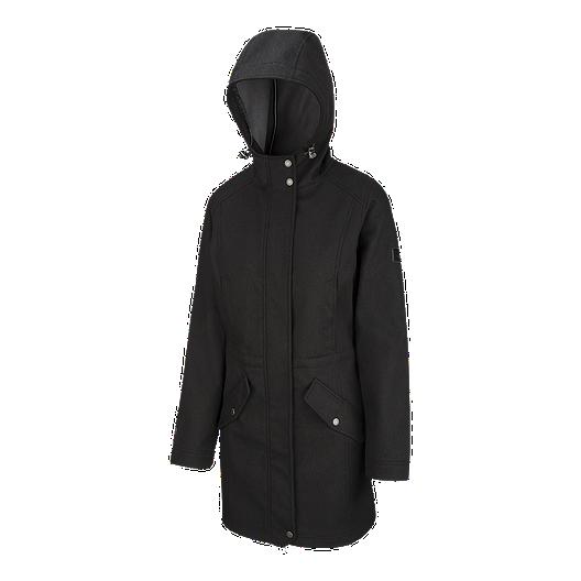 5340c94ac McKinley Women's Taylor Hooded Long Softshell Jacket