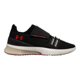 Under Armour Men's Architech 3D x Ali Training Shoes - Black/Stone/Red