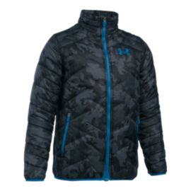 Under Armour Boys' ColdGear® Reactor Insulated Winter Jacket