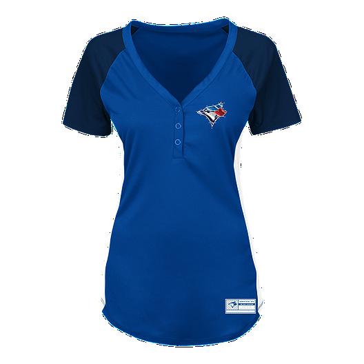 promo code 2ddcc cbf5d Toronto Blue Jays Women's League Diva Shirt | Sport Chek