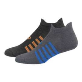 New Balance Men's Run Tabulator Tab Socks - 2-Pack