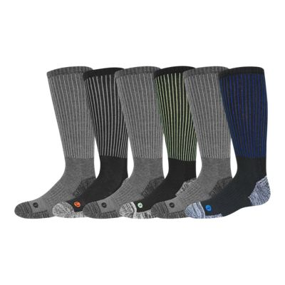 New Balance Boys' Crew Socks 3 - Pack