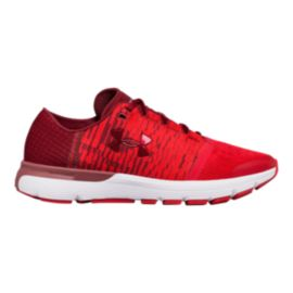 Under Armour Men's SpeedForm® Gemini 3 Graphic Running Shoes - Red