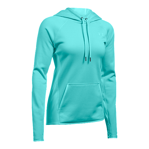 705bfec25b6f Under Armour Women's Storm Armour Fleece Twist Hoodie | Sport Chek