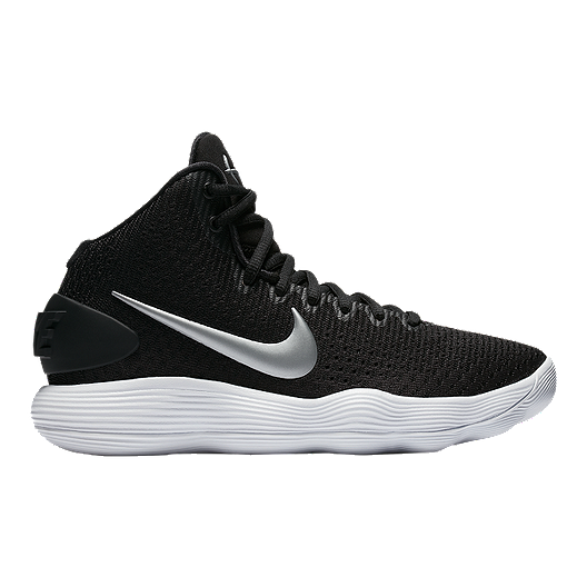 info for edd42 8b2c4 Nike Women s Hyperdunk 2017 TB Basketball Shoes - Black Silver   Sport Chek