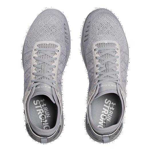 best service bd2f1 76d82 Under Armour Men's Threadborne Fortis 3 Running Shoes - Knit ...