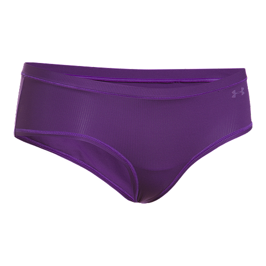 74b4905f8a Under Armour Women's Pure Stretch Sheer Hipster Underwear