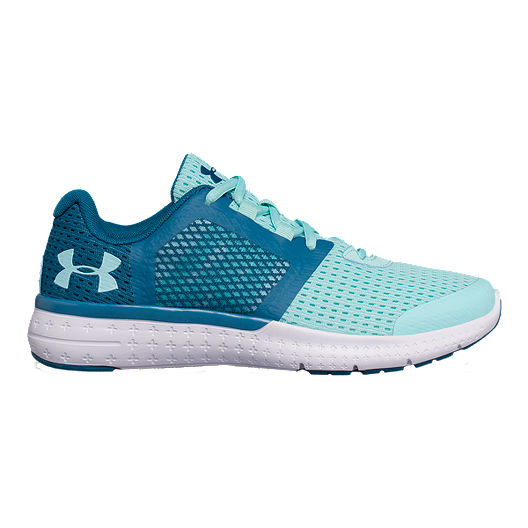 quality design 244bb 17253 Under Armour Girls' Micro G Fuel RN Grade School Shoes ...