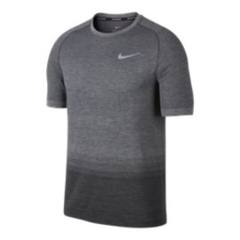 Nike Men's Dri-FIT Knit Running Short Sleeve Shirt