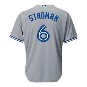 edff3dacd Toronto Blue Jays Marcus Stroman Away Baseball Jersey