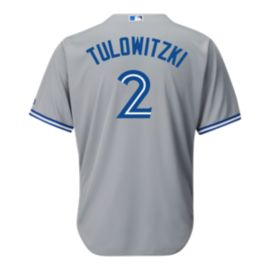 Toronto Blue Jays Troy Tulowitzki Away Baseball Jersey