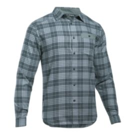 Under Armour Men's Tradesman Lightweight Flannel Long Sleeve Shirt