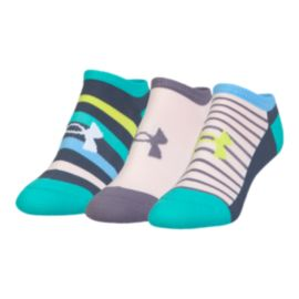 Under Armour Women's Athletic Solo Socks 3 - Pack