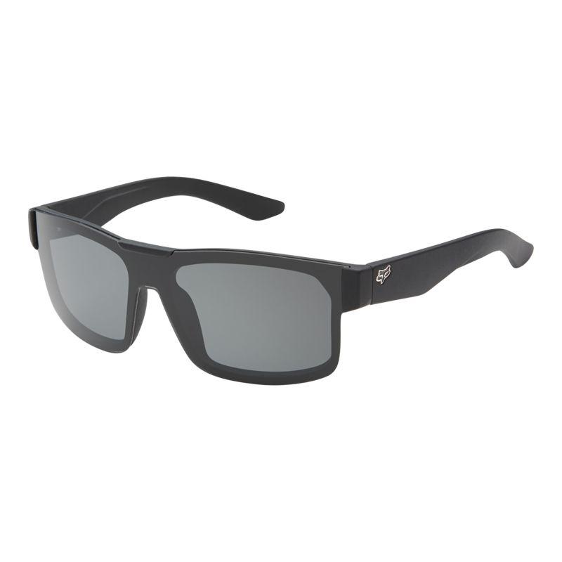 oakley sunglasses kelowna  fox the monarch matte black sunglasses with warm grey lenses