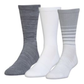 Under Armour Men's Phenom Twisted Crew Socks 3 - Pack