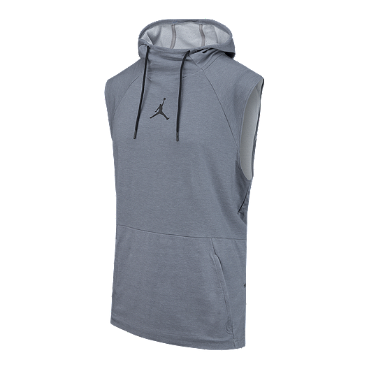 987520dbe0b1d Nike Men s Jordan 23 Tech Sphere Sleeveless Hoodie