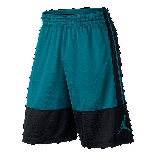 50fbb563eab073 Nike Men s Jordan Rise Solid Shorts