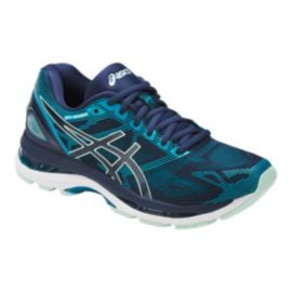 ASICS Women's Gel Nimbus 19 Running Shoes - Blue