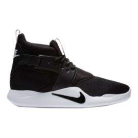 Nike Men's Incursion Mid Shoes - Black/White