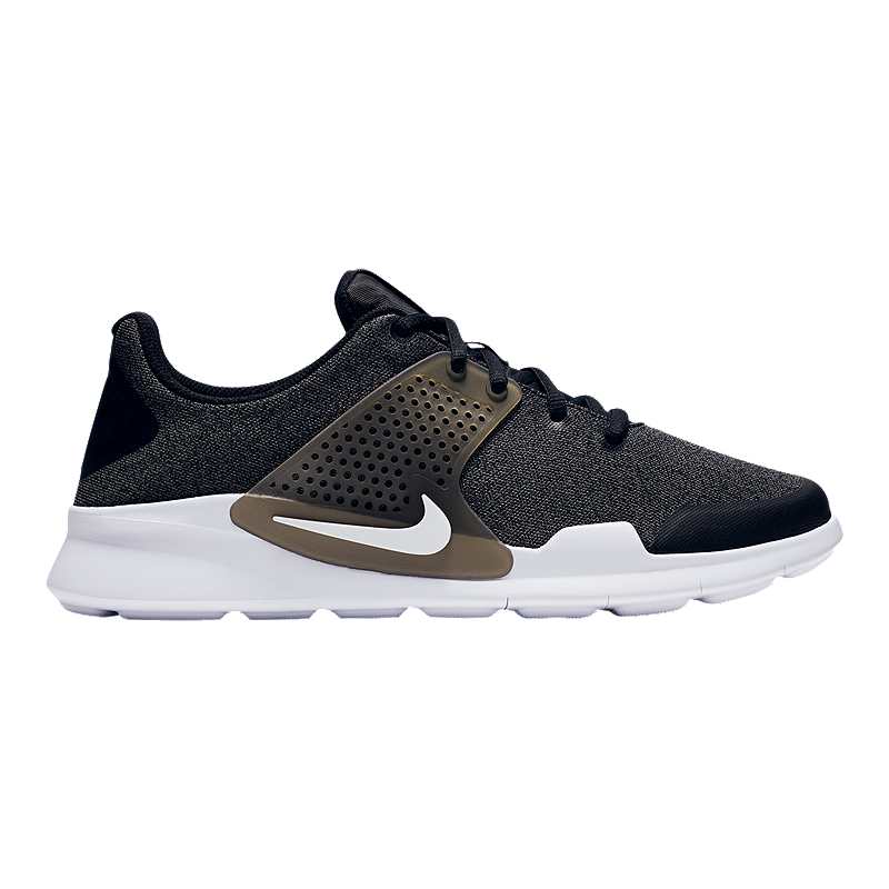 cb0b6f8e1a29 Nike Men s Arrowz Shoes - Black White Grey