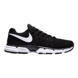 d6ad872d9cd Nike Men s Lunar Fingertrap Training Shoes - Black White