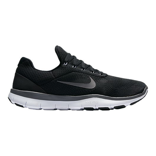 top quality low price sleek Nike Men's Free Trainer V7 Training Shoes - Black/White