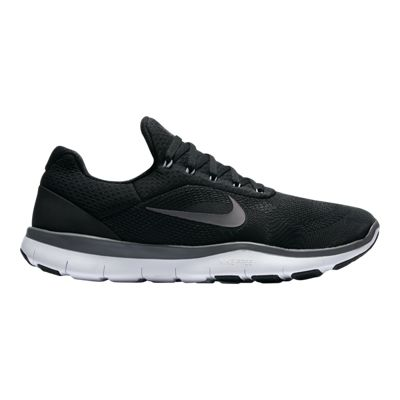 Nike Men's Free Trainer V7 Training Shoes - Black/White