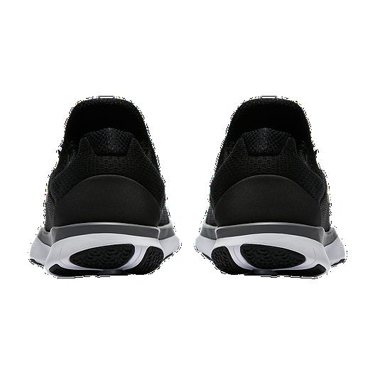 a41daf8a0a1d Nike Men s Free Trainer V7 Training Shoes - Black White