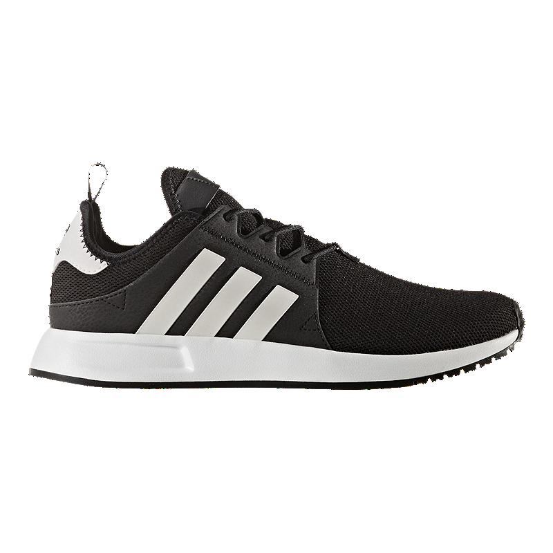 94cb55c66ee7 adidas Men s X PLR Shoes - Black White