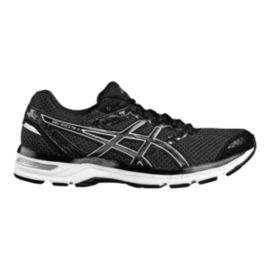 ASICS Men's Gel Excite 4 Running Shoes - Black/Silver