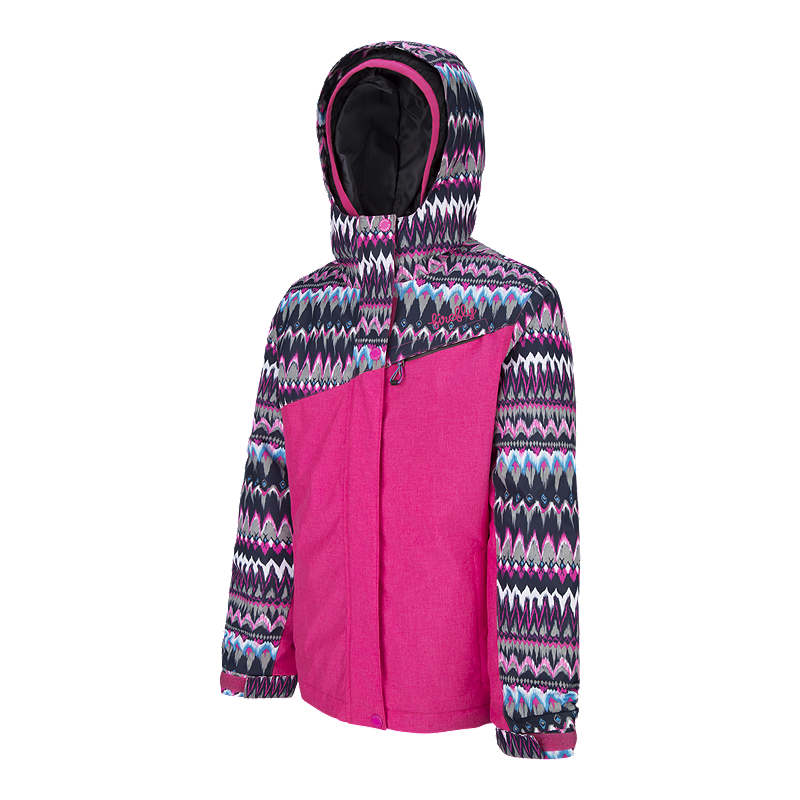 e5289701934 Firefly Girls  Paris 3 In 1 Winter Jacket